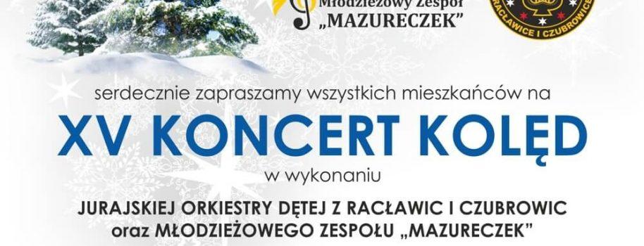 Zapraszamy na koncert kolęd